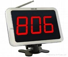 迅铃APE1500无线呼叫器主机 太原运城晋城呼叫器