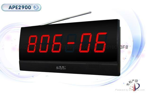 迅铃APE2900呼叫器主机,河北石家庄呼叫器 保定呼叫器 1