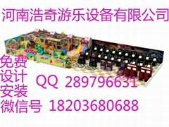 郑州市淘气堡