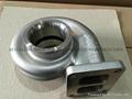 stainless steel turbine housing casting
