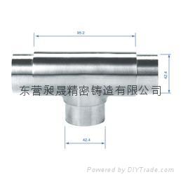 不鏽鋼管件 3