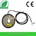 9x3W RGB3in1 LED fountain lamp 2