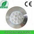 12W LED swimming pool light