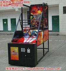 豪華型籃球機