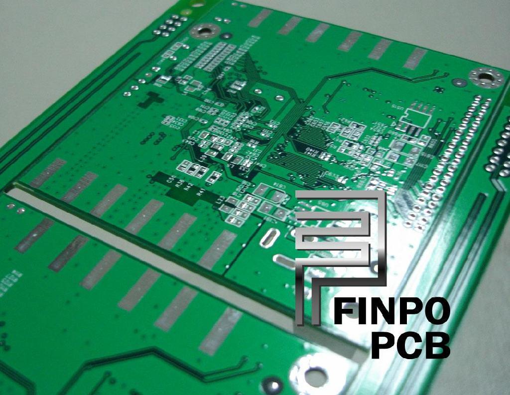 Multilayer Pcb Taiwan Manufacturer Circuit Board Electronic Printed Wiring 1 2