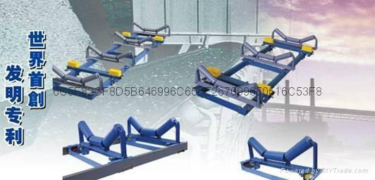赛摩PLR系列三计电子皮带秤 1