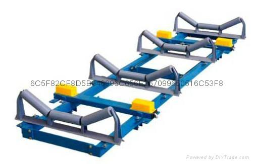 赛摩PLR系列三计电子皮带秤 4