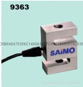 赛摩称重传感器PLR9363-LS-100KG   PLR9340 PLR9370  4
