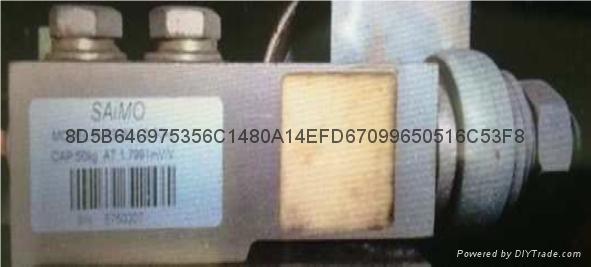 赛摩称重传感器PLR9363-LS-100KG   PLR9340 PLR9370  5
