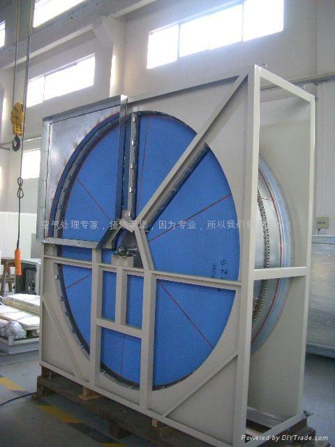 新风转轮热回收机组 1