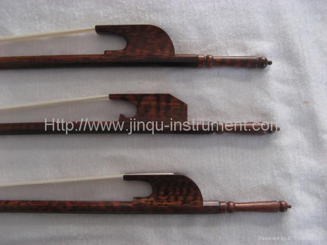 snakewood bow  1