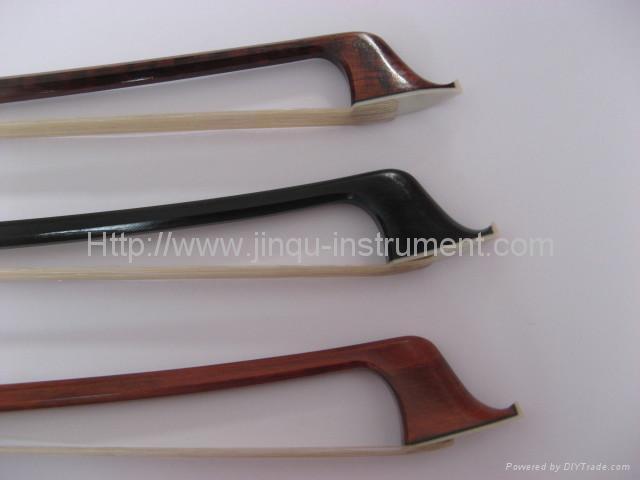 snakewood bow  3