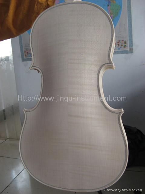 White violin 3