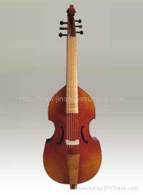 Bass Viola Da Gamba  1