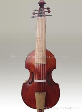 Bass Viola Da Gamba  4