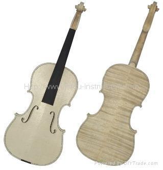 White violin 1