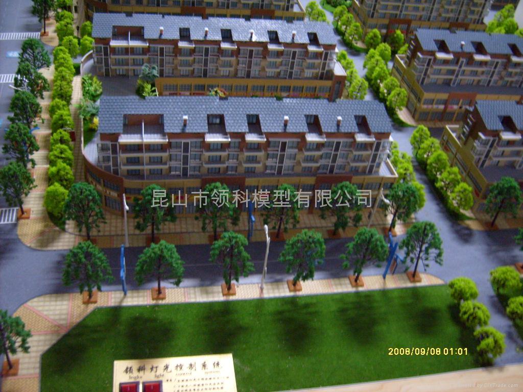 園林景觀模型 5