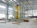 重組竹竹絲板壓機生產設備 2