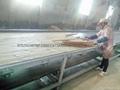 自動化側壓高檔細木工板熱壓機成套設備 4