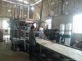 自動化側壓高檔細木工板熱壓機成