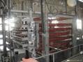 自動化側壓高檔細木工板熱壓機成套設備 3