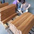 重組竹竹絲板壓機生產設備 5