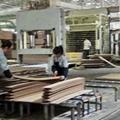 Laminated flooring production machines 4