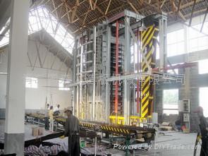 重組竹集成材壓機生產設備 5