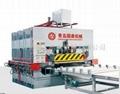 竹材工藝板竹地板熱壓機等成套加工機械 3