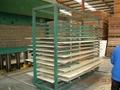 竹膠板熱壓機等成套加工設備 3