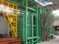 竹膠板熱壓機等成套加工設備 4