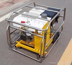 hydraulic power units and power packs