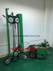 hydraulic wire saw & diamond wire saw wire cutting machine for concrete sawing