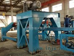 水泥管制管機
