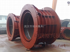 湖南省水泥管模具