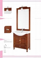 classical italian style bathroom cabinet