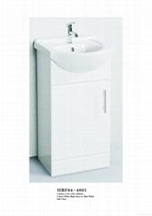 2015 popular new style MDF bathroom cabinet