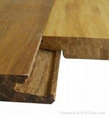 click strand woven bamboo flooring