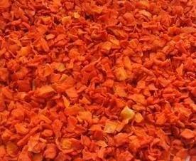 脫水胡蘿蔔 1