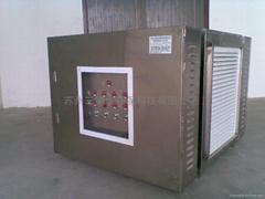 制药厂废气净化设备