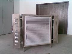 油漆廠廢氣淨化設備