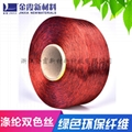 Colorful Fancy Polyester Bicolor,