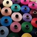 滌綸吸濕排汗纖維-滌綸色絲 色