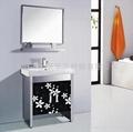 不鏽鋼浴室櫃裝飾面板