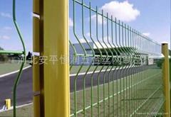定做安裝小區隔離防護牆網