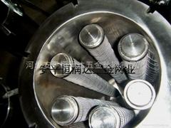 不锈钢烧结滤网过滤器