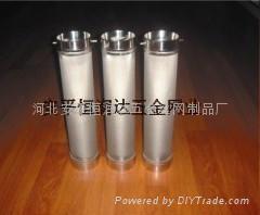 不鏽鋼燒結濾網過濾器 3