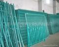隔离护栏铁丝网 1