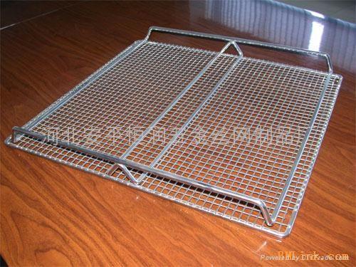 隔离护栏铁丝网 3