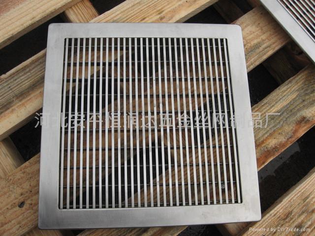 不锈钢梯形丝条缝筛板滤网 1
